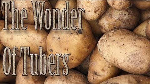 """""""The Wonder of Tubers"""" By King Hadas (Weird Tales)"""