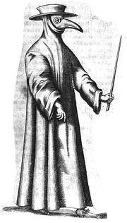 Thomas Bartholini's beak doctor