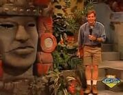Legend of the hidden temple 1