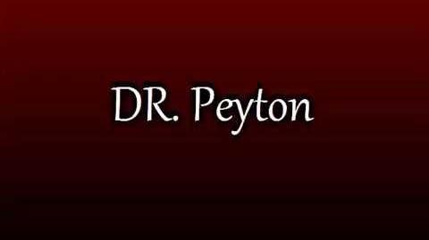 Creepypasta- Doctor Peyton