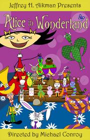 MS Paint Alice in Wonderland