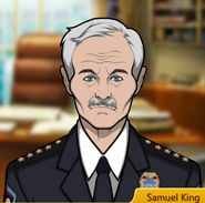 Samuel King - Case 14-1