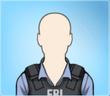 FBI Tactical Vest male