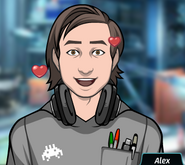 Alex - Affectionate