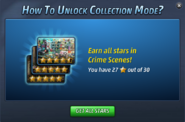 Collection Mode - How To Unlock