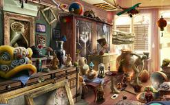 6. The Shop Entrance