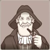 Herman Cavendish's ancestor, Captain Ishamel Cavendish