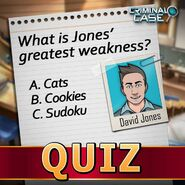Jones - Quiz 20151007