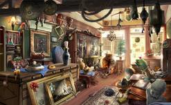 5. Galloway's Antique Shop