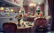 5. Tea Room