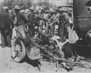 Kehoe truck bomb