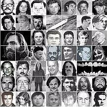 an overview of the famous serial killers and their crimes Serial killers are people who commit the crime of murder repeatedly and usually in a brutal these are some of the most horrific killers to have been found guilty of their crimes jamie is the owner and chief-editor of listverse he spends his time working on the.