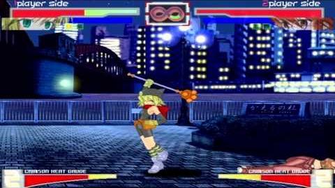 Crimson Alive Extreme Encounter PC Arcade Mode with Yuki Hikari
