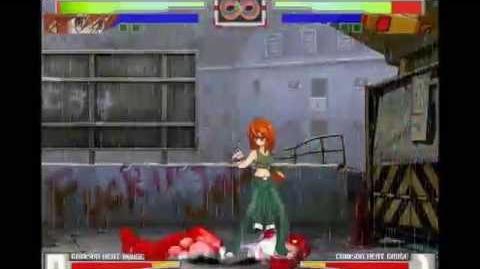 Crimson Alive Extreme Encounter (PC) - Himeno Anekouji walkthrough (2 of 4)