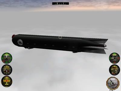 Black Swans Zeppelin