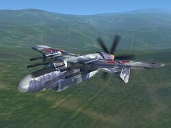 Plane Valiant