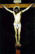 Diego Velasquez, Christ on the Cross.jpg