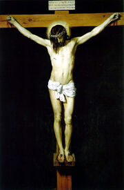 Diego Velasquez, Christ on the Cross.jpg