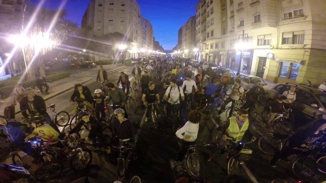 Masa Critica Valencia - Abril 2014