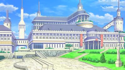 Cross Ange 08 Misurugi Palace