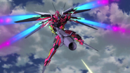 Cross Ange 11 Yang Dragon rifle