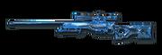 Sniper AWM-Blue Crystal