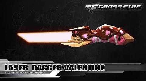 CrossFire Indonesia - Laser Dagger-Valentine 2016 ☆