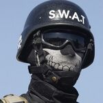 Swat-Skull