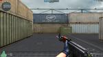 AK47 Knife Old