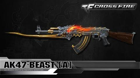 CrossFire Vietnam AK-47-VIP Infernal ☆