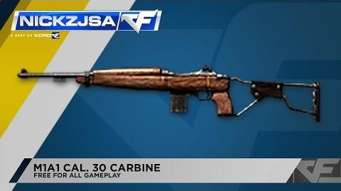 CrossFire Indonesia M1A1 Cal
