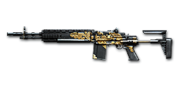 M14 EBR Golden Dragon