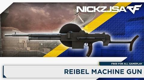 Reibel Machine Gun - CROSSFIRE Indonesia 2