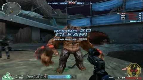 Chinese CrossFire - Heavy Titan Boss Battle!