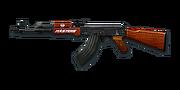RIFLE AK-47-WEM