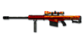 Sniper BARRETT M82A1-RD