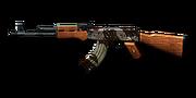 RIFLE AK-47-Camo