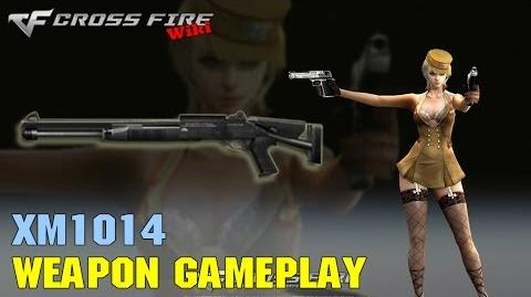CrossFire - XM1014 - Weapon Gameplay
