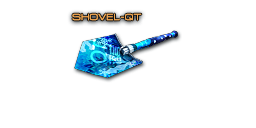-KNIFE- SHOVEL-QT