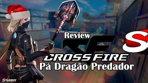 CrosFire Review - Pá Dragão Predador - 13 - YouTubeIsBroken