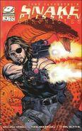 John Carpenter's Snake Plissken Chronicles Vol 1 4-B