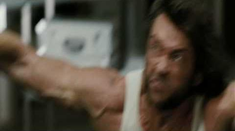 X-Men Origins Wolverine Trailer True HD