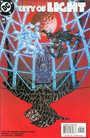 Batman City of Light Vol 1 5