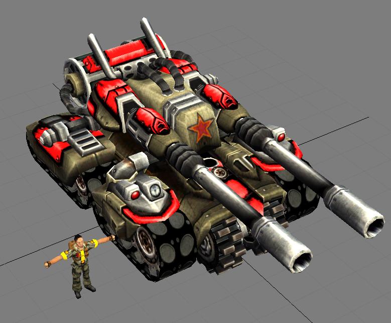 Как сделать самый сильный танк