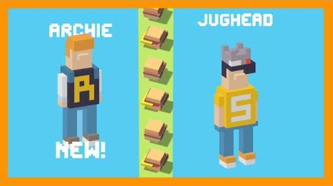 User-Phirst. Crossy Road NEW Mystery Character - Update