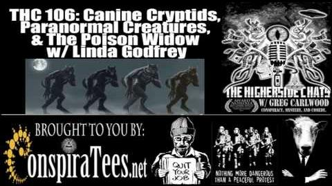 Linda Godfrey Canine Cryptids, Paranormal Creatures & The Poison Widow