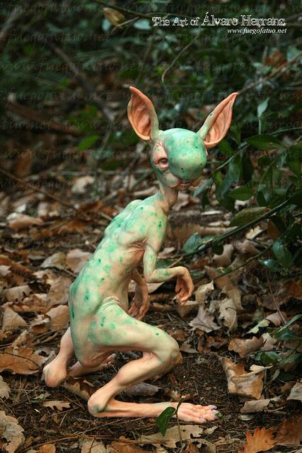 Girona Gremlin   Crypt... Mythical Creatures Sightings