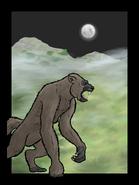 Werewolf in the highlands by wsnyder-d8zecw2