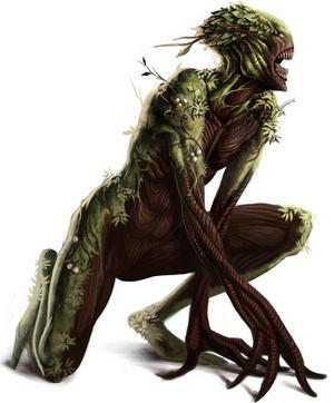 Honey Island Swamp monsterss
