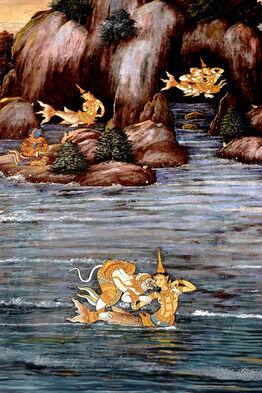 Mermaid Suvannamaccha